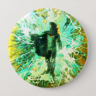 Helios 10 Cm Round Badge