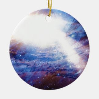 Helios Ceramic Ornament