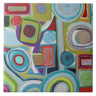Helix 6 x 6 Ceramic Tile