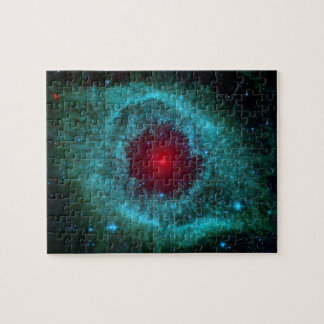 Helix Nebula, Beautiful Stars in the Galaxy Jigsaw Puzzle