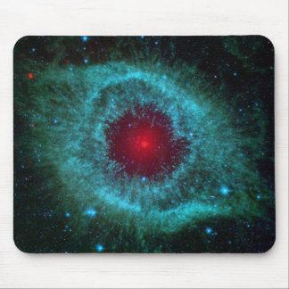 Helix Nebula, Beautiful Stars in the Galaxy Mouse Pads