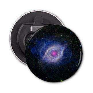 Helix Nebula Bottle Opener