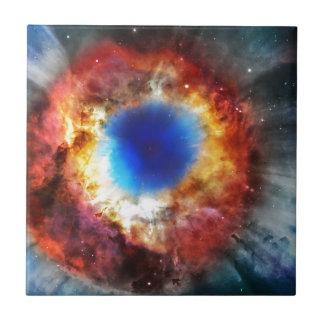 Helix Nebula Ceramic Tile