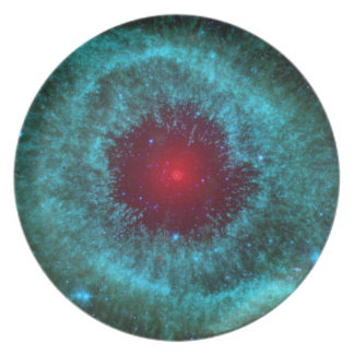 Helix Nebula Dinner Plate