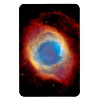 Helix Nebula Eye of God Rectangular Photo Magnet