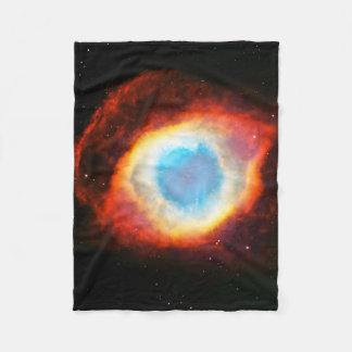 Helix Nebula Fleece Blanket