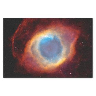 Helix Nebula Hubble Space NASA Astronomy Tissue Paper