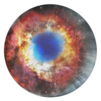 Helix Nebula Plate