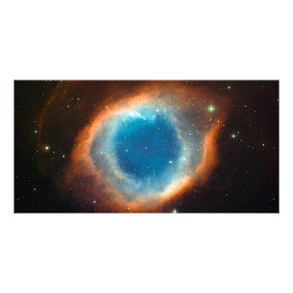 Helix Nebula Space Astronomy Photo Cards