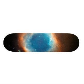Helix Nebula Space Astronomy Skate Board Deck