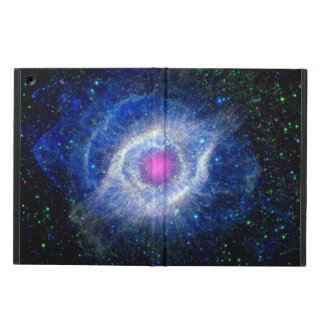 Helix Nebula Ultraviolet Eye of God Space Photo iPad Air Cover