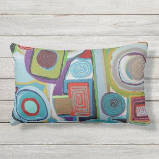 Helix Outdoor Lumbar Pillow