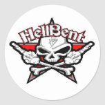 hell bent 1 stickers