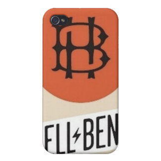 Hell-Bent Brew Co Iphone Case iPhone 4 Covers