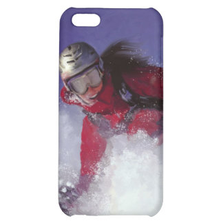 Hell Bent for Powder Case iPhone 5C Covers