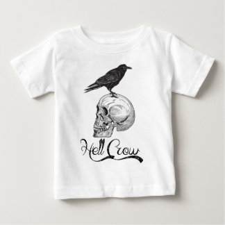 Hell Crow Halloween Baby T-Shirt