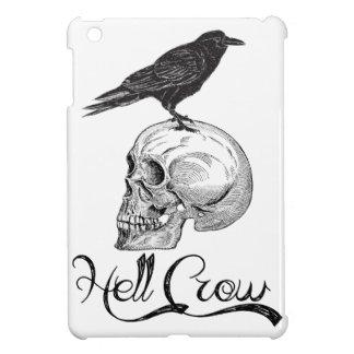 Hell Crow Halloween iPad Mini Cases