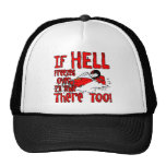 Hell Freezes Over Mesh Hat
