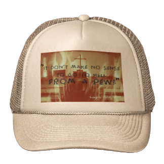 Hell From a Pew Hat