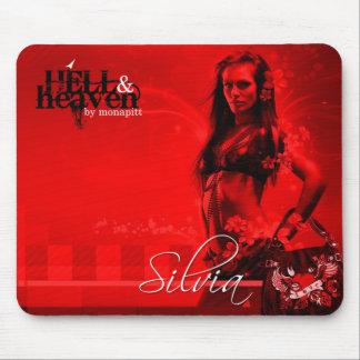 Hell&Heaven  Silvia Mouse Pad