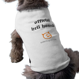 hell hound doggie tee