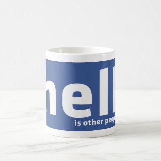 Hell Is Other People - Mug