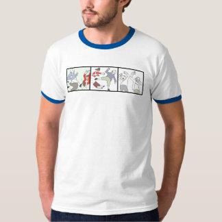 He'll Kick You apart T-Shirt