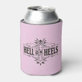 Hell on Heels Can Cooler