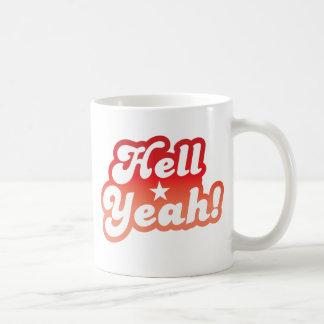 Hell YEAH! Basic White Mug