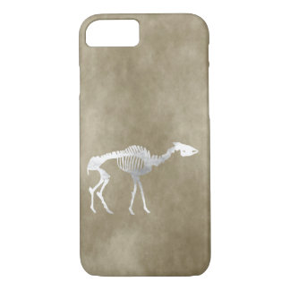 helladotherium skeleton iPhone 7 case