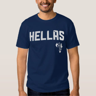 Hellas 2010 tee shirts