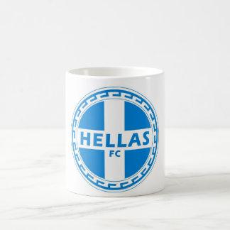 Hellas Gear Greek Gifts by greek2me Basic White Mug