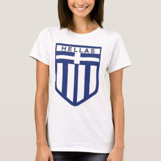 Hellas Gear Greek Gifts by greek2me T-Shirt