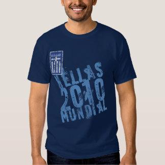Hellas Mundial 2010 T-shirt