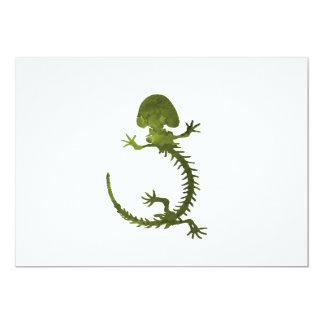 Hellbender skeleton card