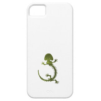 Hellbender skeleton iPhone 5 cases