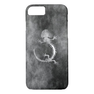 hellbender skeleton iPhone 7 case