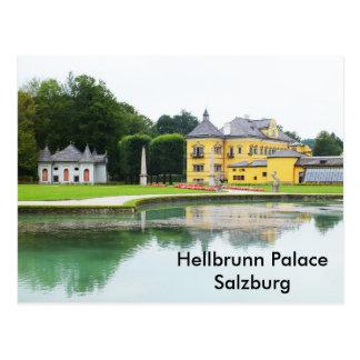Hellbrunn Palace Postcard