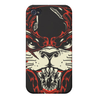Hellcat iPhone 4 Cover