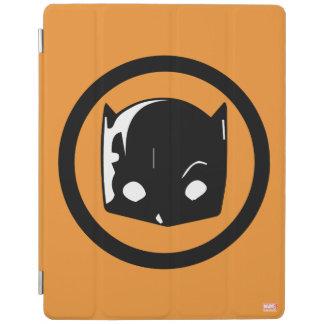 Hellcat Logo iPad Cover