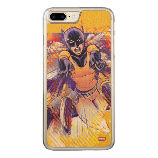 Hellcat Lunge Carved iPhone 8 Plus/7 Plus Case