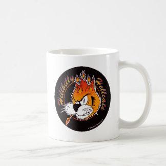 Hellcats logo coffee mug