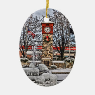 Hellertown Ornament
