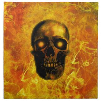 Hellfire Napkin