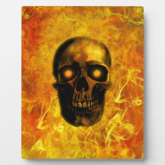 Hellfire Plaque