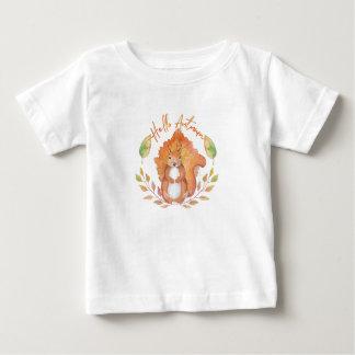 Hello Autumn Baby T-Shirt