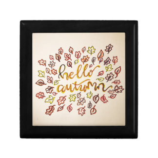 Hello Autumn Gift Box