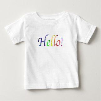 hello! baby T-Shirt