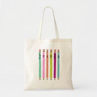 Hello Bonjour Pencil Bag