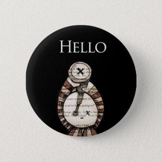 'Hello…' button